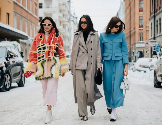 Streetstyle Stockholm Fashion Week AW19