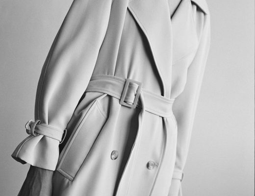 Wardrobe basic trenchcoat